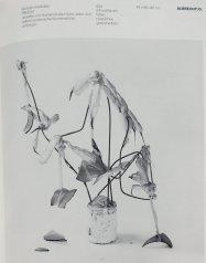 """Objekt """"Wohnzimmerkultur"""", 1963/64, Abbildung in Katalog """"Im Material"""" Württ. Ku Verein 1986/87"""